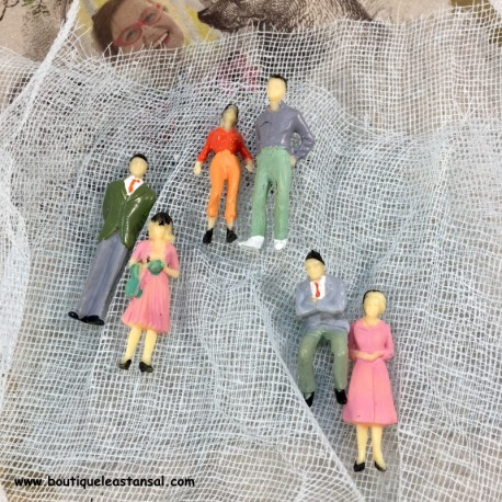 Brodons les petits personnages