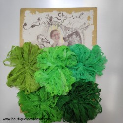 TULLE les verts
